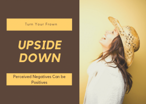 Perceived Negative Attributes can Often Be Viewed in a Positive Light.