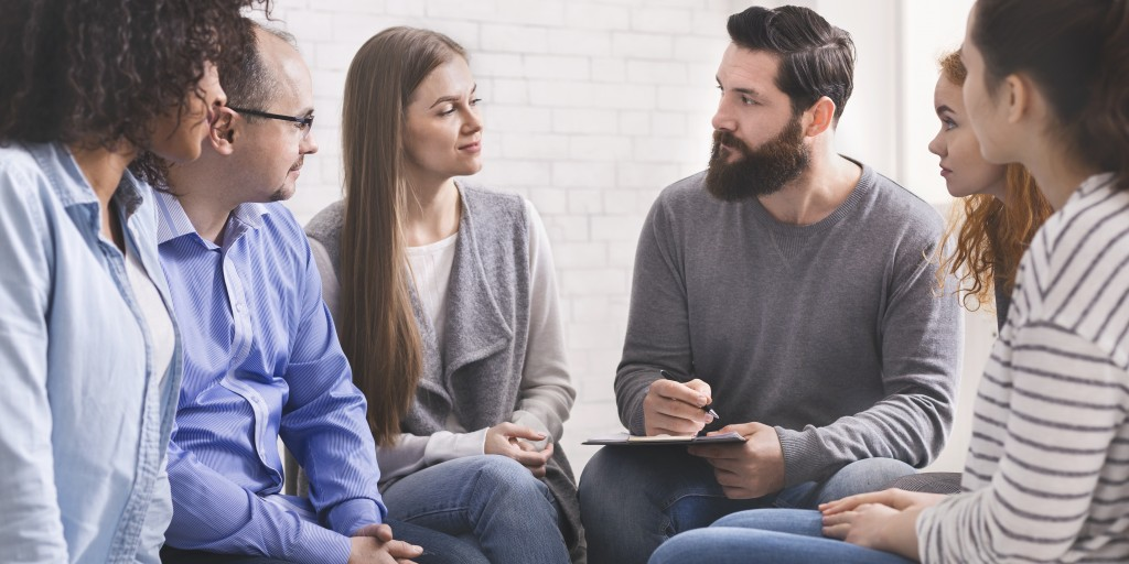 Group Therapy in Drug Rehab